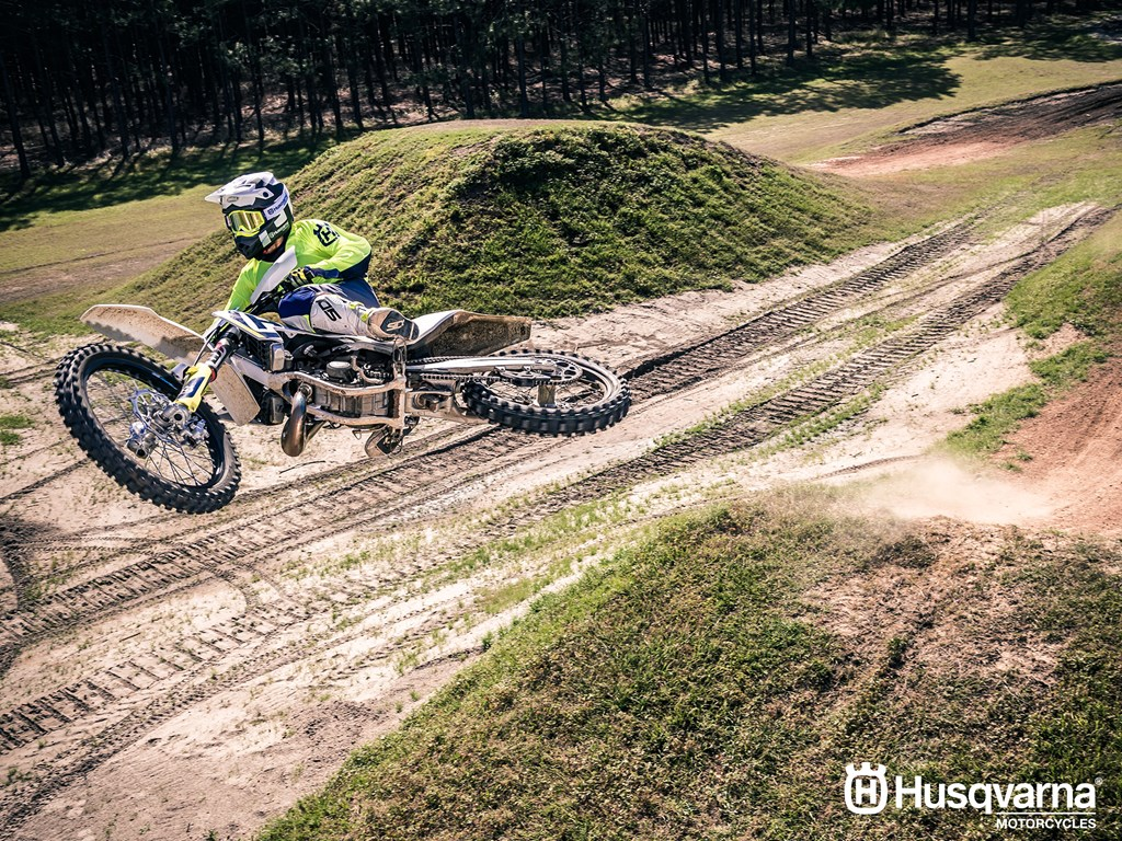2018 Husqvarna TC 125 in Castaic, California