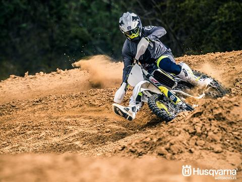 2018 Husqvarna TC 125 in Ukiah, California
