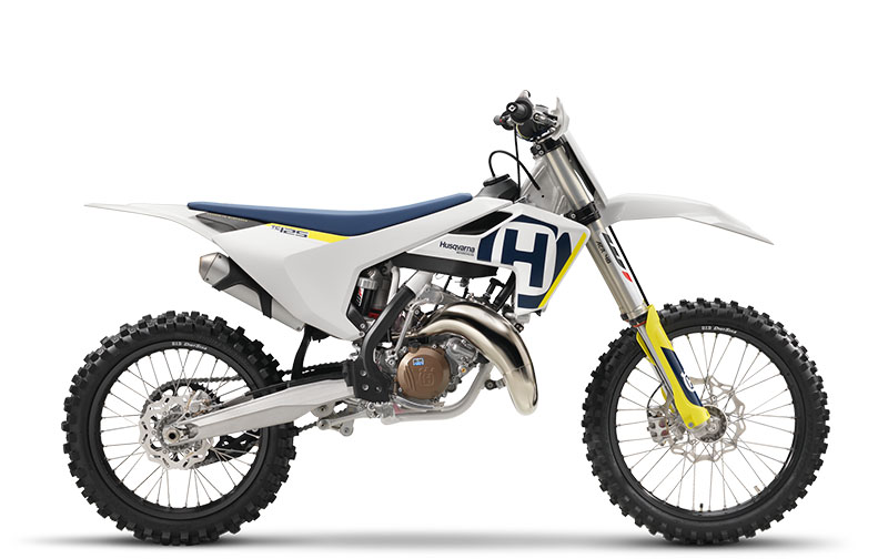 2018 Husqvarna TC 125 in Tampa, Florida