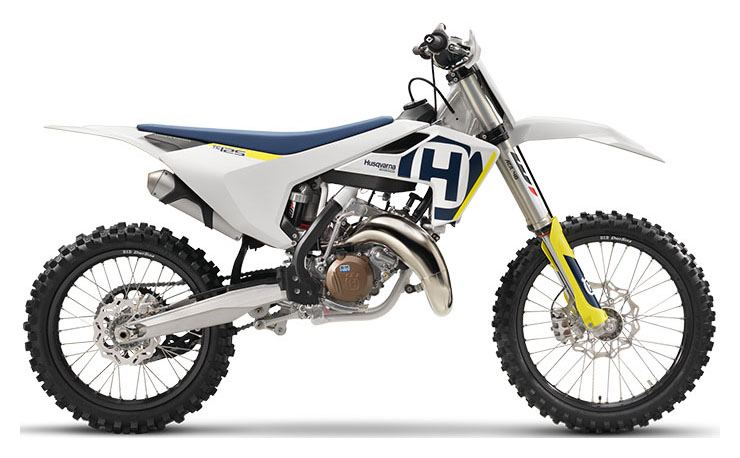 2018 Husqvarna TC 125 in Costa Mesa, California - Photo 1