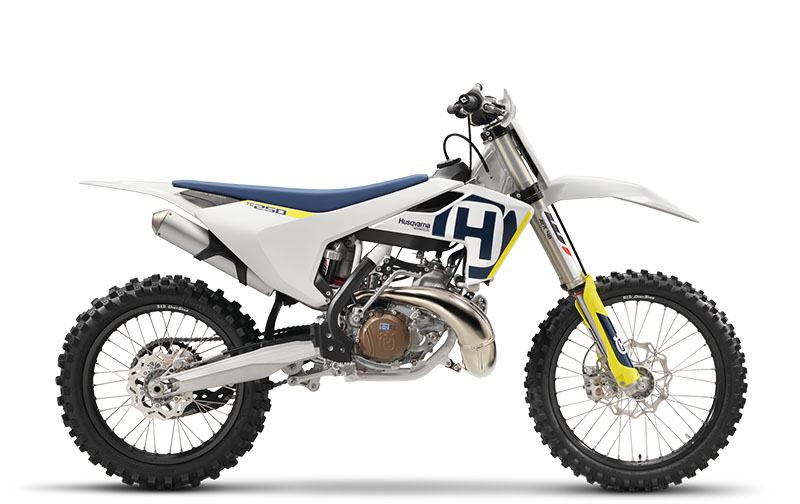2018 Husqvarna TC 250 in Ukiah, California