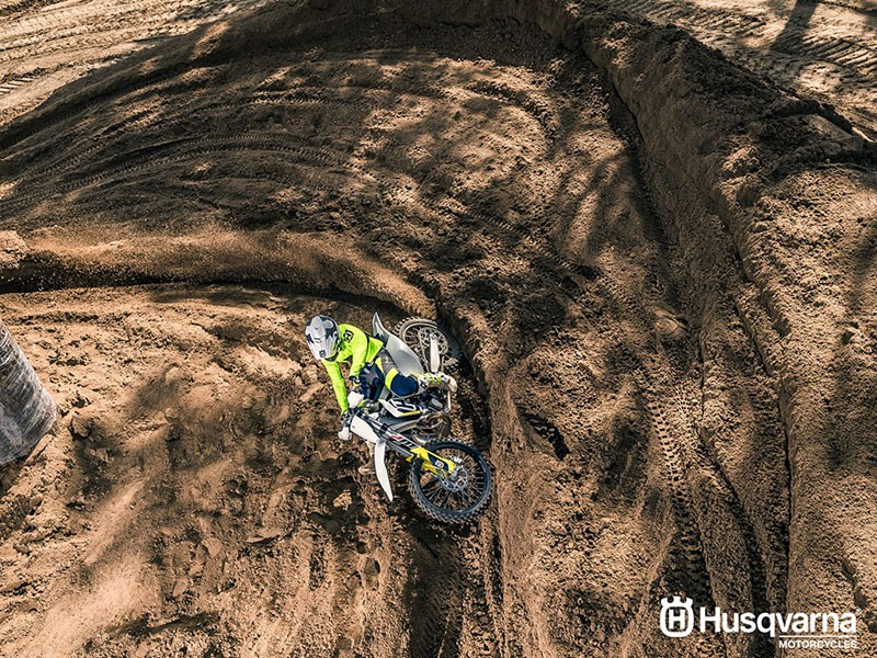 2018 Husqvarna TC 250 in Costa Mesa, California - Photo 3
