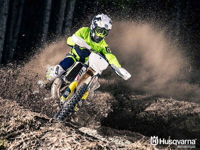 2018 Husqvarna TC 250 in Berkeley, California