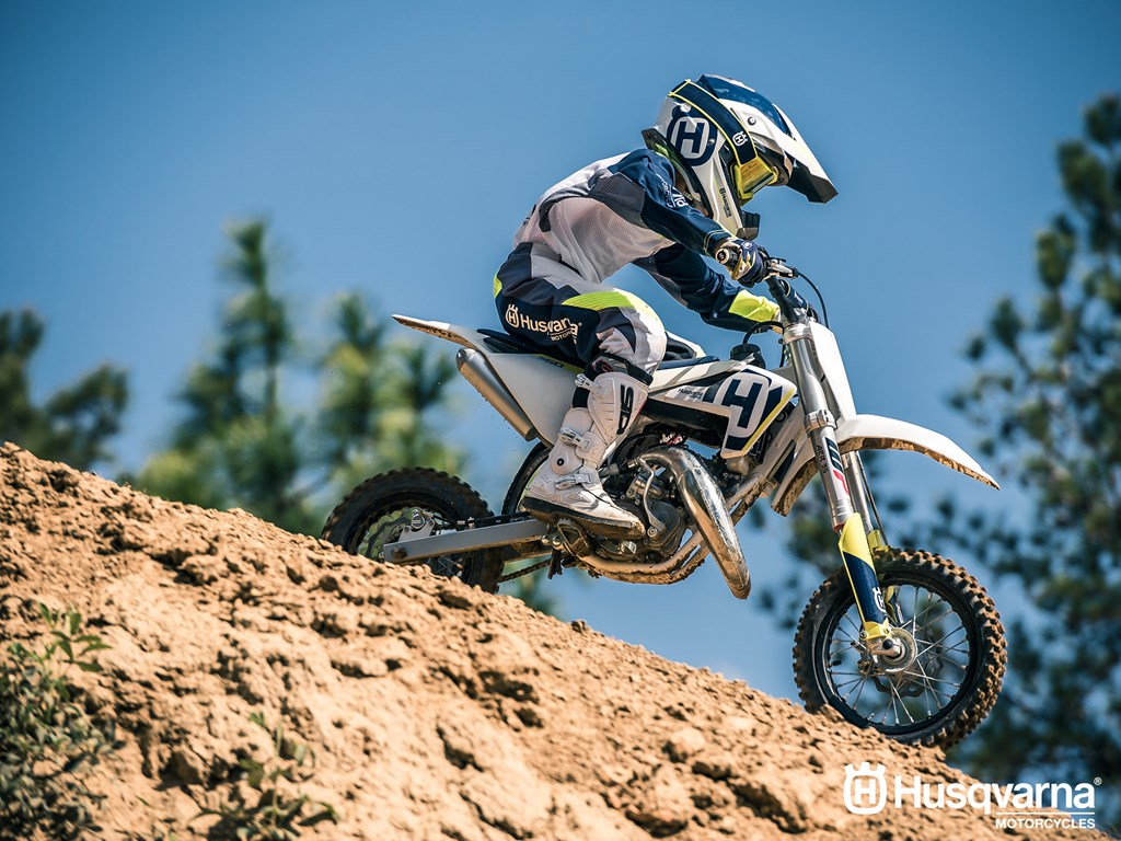 2018 Husqvarna TC 50 in Victorville, California