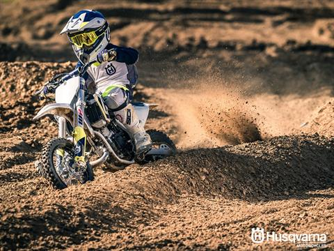 2018 Husqvarna TC 50 in Northampton, Massachusetts