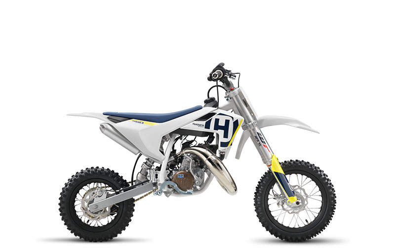2018 Husqvarna TC 50 in Appleton, Wisconsin
