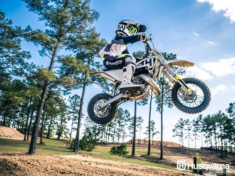 2018 Husqvarna TC 50 in Costa Mesa, California - Photo 2