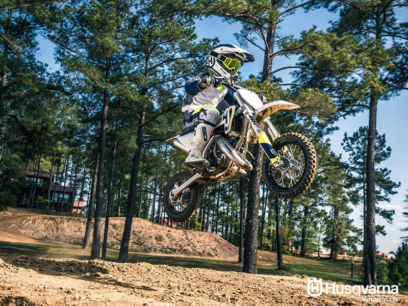 2018 Husqvarna TC 50 in Amarillo, Texas