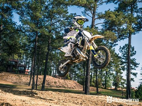 2018 Husqvarna TC 50 in Costa Mesa, California - Photo 3