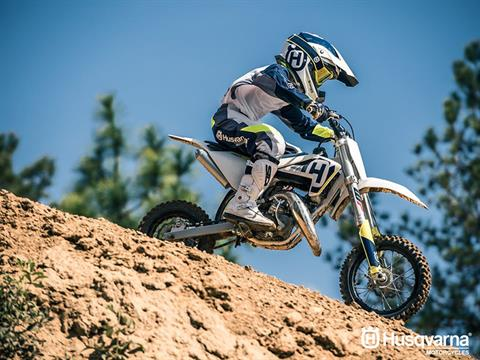 2018 Husqvarna TC 50 in Costa Mesa, California - Photo 4