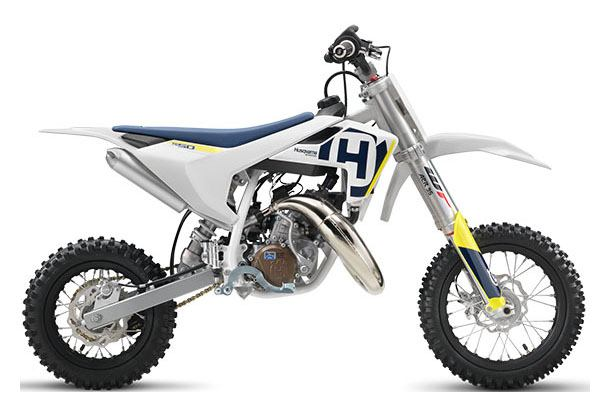2018 Husqvarna TC 50 in Thomaston, Connecticut - Photo 1