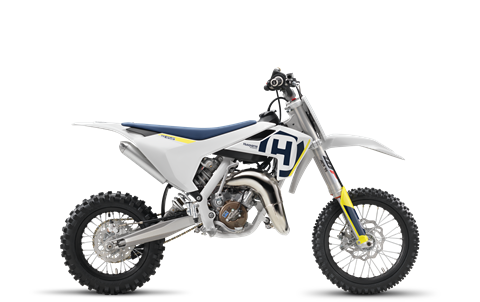 2018 Husqvarna TC 65 in Castaic, California