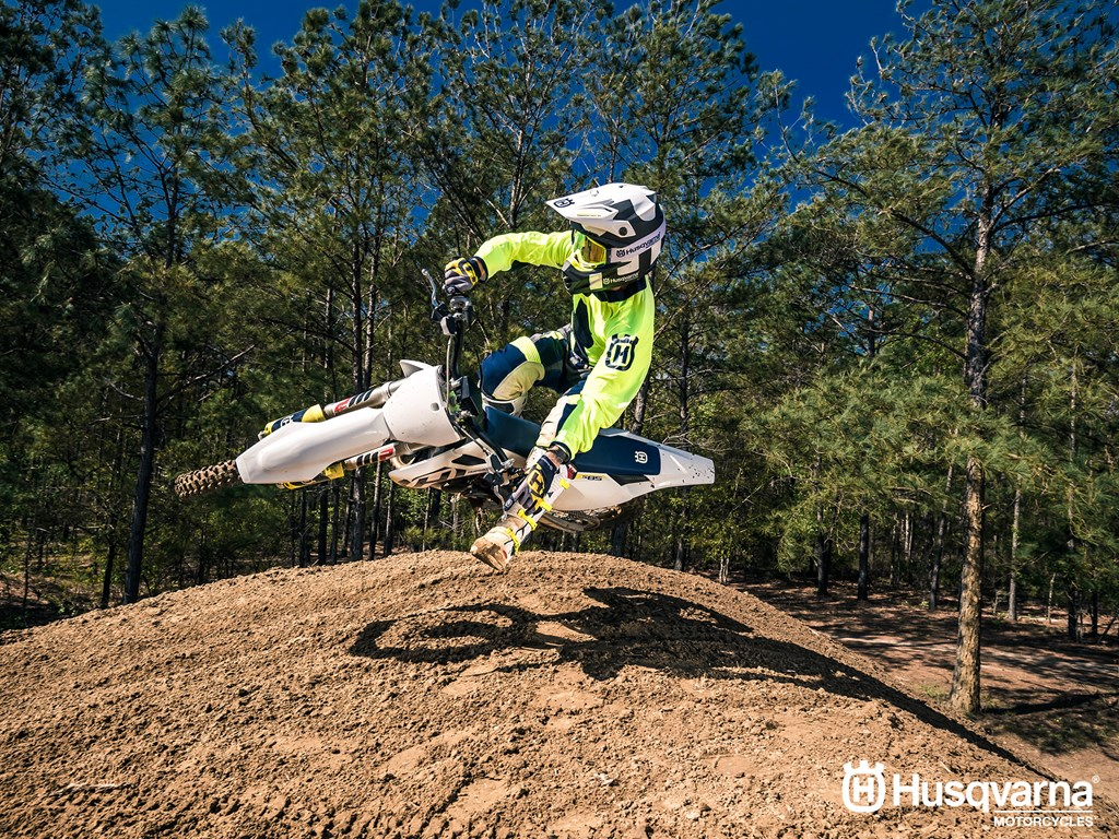 2018 Husqvarna TC 85 17/14 in Castaic, California