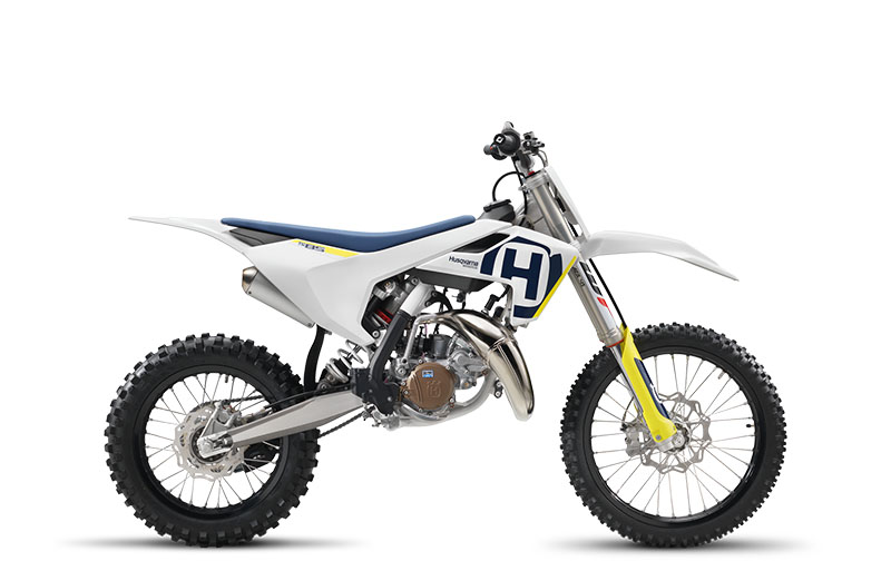 2018 Husqvarna TC 85 19/16 in Costa Mesa, California