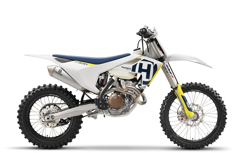 2018 Husqvarna FX 350 in Eureka, California