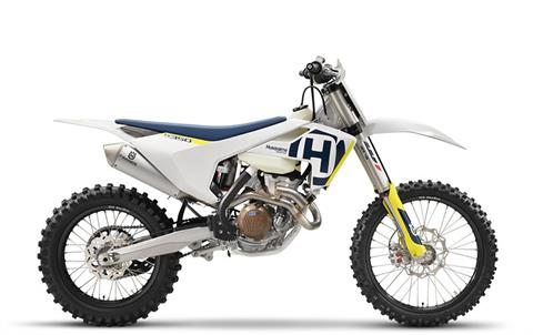 2018 Husqvarna FX 350 in Victorville, California