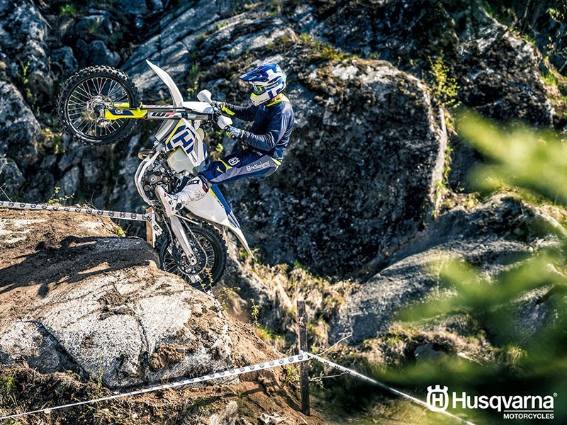 2018 Husqvarna FX 350 in Ontario, California