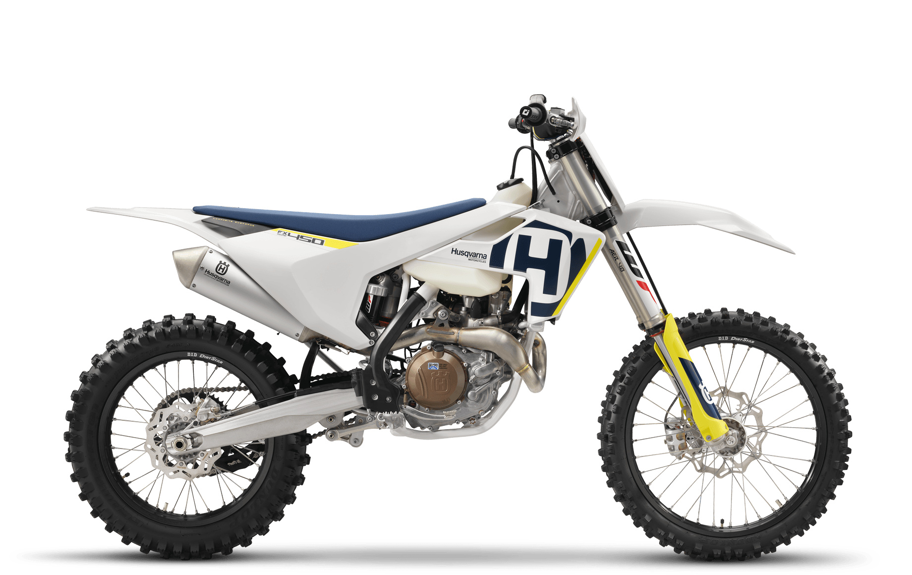 2018 Husqvarna FX 450 in Fontana, California