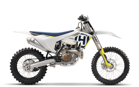 2018 Husqvarna FX 450 in Victorville, California
