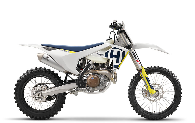 2018 Husqvarna FX 450 in Appleton, Wisconsin