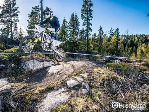 2018 Husqvarna FX 450 in Woodinville, Washington