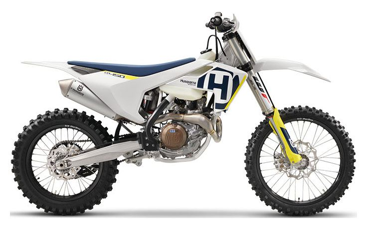 2018 Husqvarna FX 450 in Eureka, California