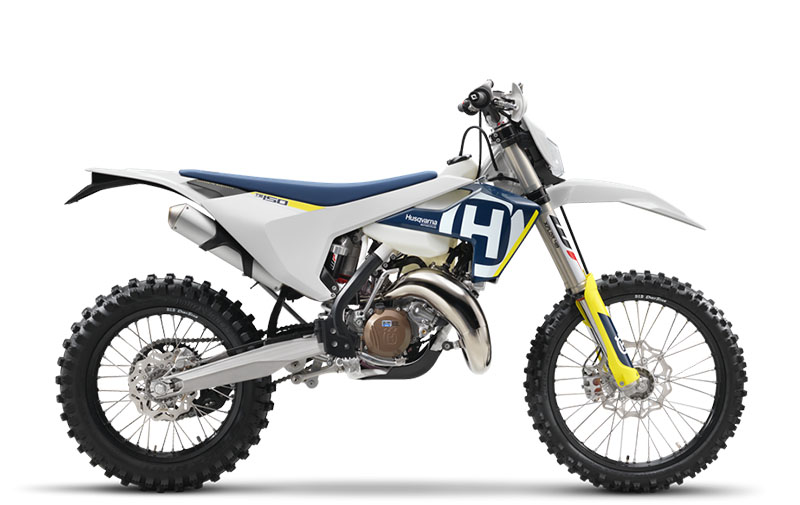 2018 Husqvarna TE 150 in Berkeley, California