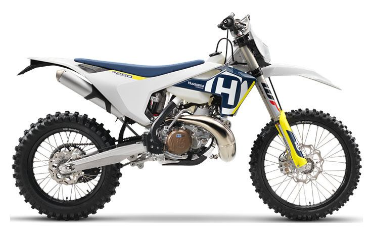 2018 Husqvarna TE 250 in Victorville, California