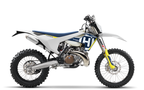 2018 Husqvarna TE 250i in Berkeley, California