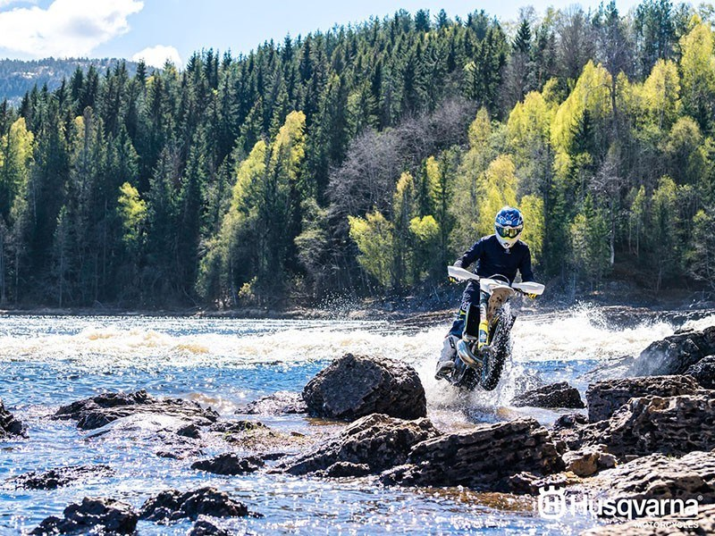 2018 Husqvarna TE 250i in Bingen, Washington