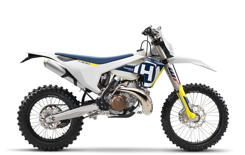 2018 Husqvarna TE 300 in Berkeley, California