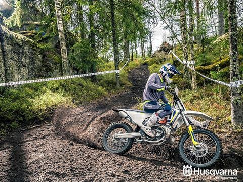 2018 Husqvarna TX 300 in Woodinville, Washington