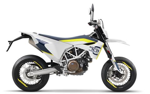 2018 Husqvarna 701 Supermoto in Northampton, Massachusetts