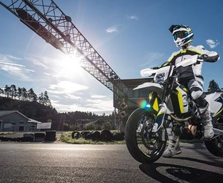 2018 Husqvarna 701 Supermoto in Castaic, California