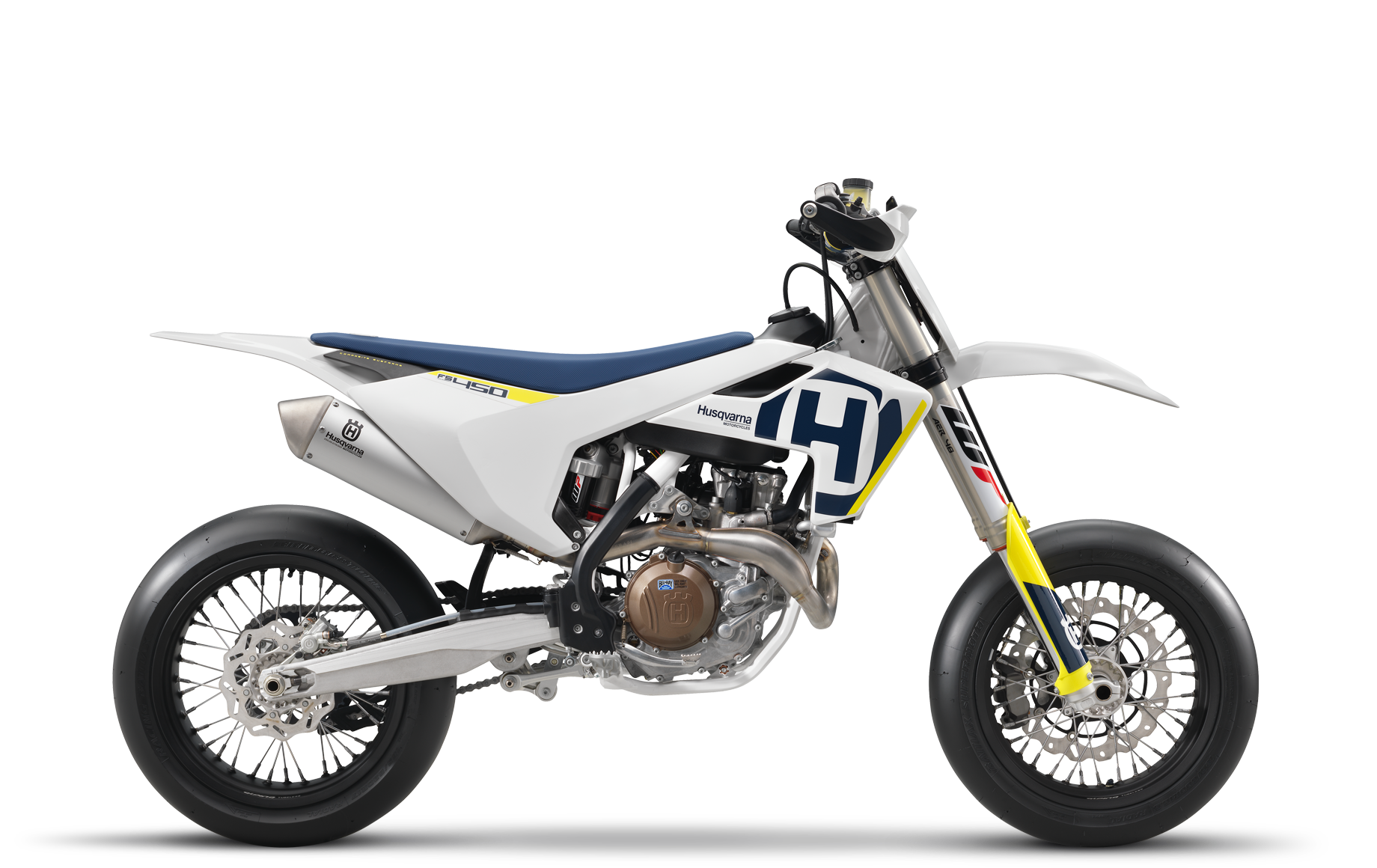 2018 Husqvarna FS 450 in Castaic, California