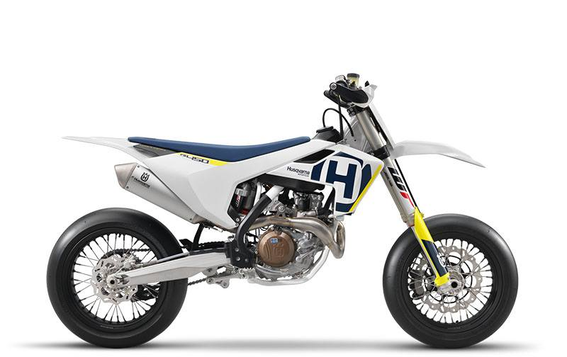 2018 Husqvarna FS 450 in Berkeley, California