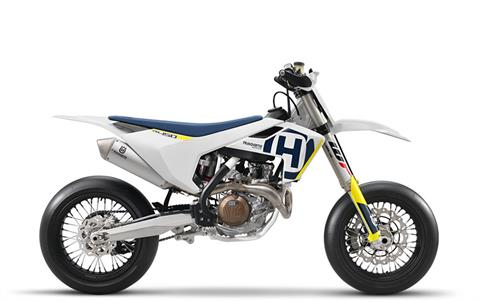 2018 Husqvarna FS 450 in Costa Mesa, California