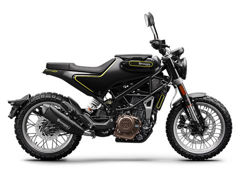 2019 Husqvarna Svartpilen 401 in Chico, California