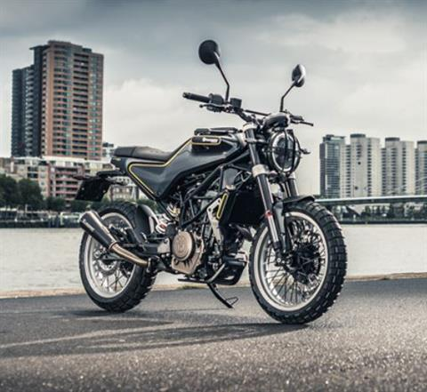 2019 Husqvarna Svartpilen 401 in Norfolk, Virginia - Photo 6