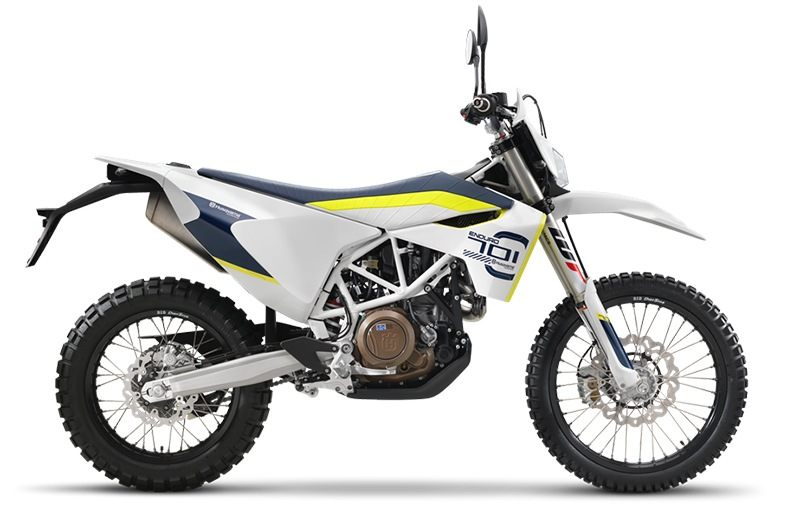 2019 Husqvarna 701 Enduro in Orange, California - Photo 1