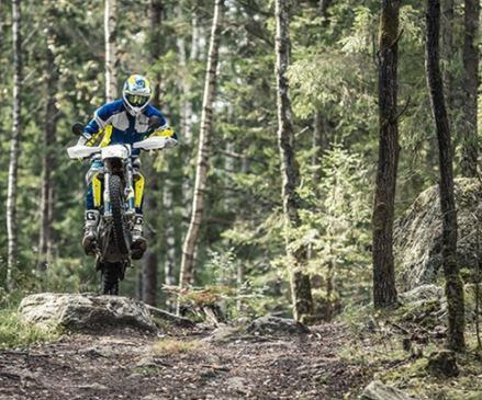 2019 Husqvarna 701 Enduro in Land O Lakes, Wisconsin