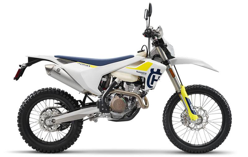 2019 Husqvarna FE 250 in Berkeley, California - Photo 1