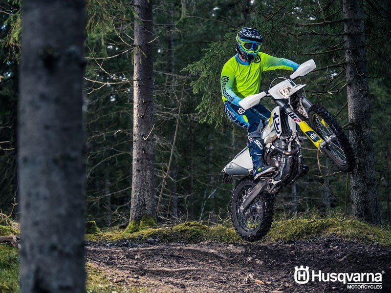 2019 Husqvarna FE 250 in Costa Mesa, California - Photo 9