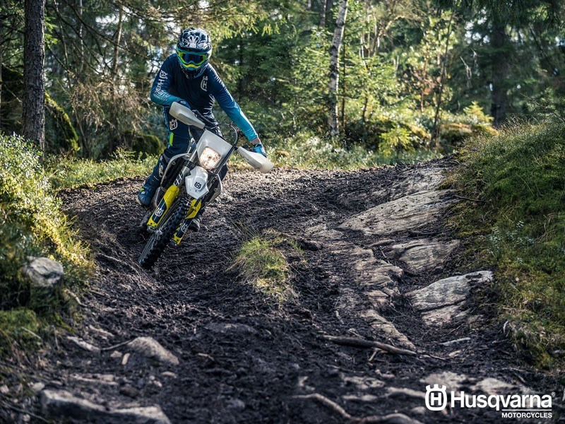 2019 Husqvarna FE 250 in Hendersonville, North Carolina - Photo 4