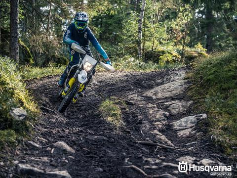 2019 Husqvarna FE 250 in Berkeley, California - Photo 4