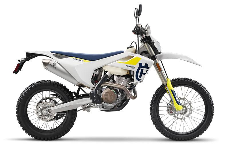 2019 Husqvarna FE 350 in Oklahoma City, Oklahoma - Photo 1