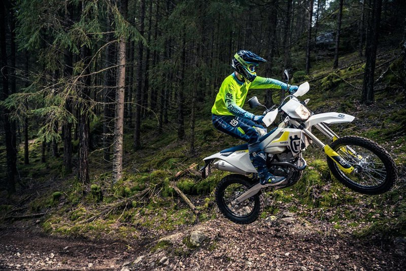 2019 Husqvarna FE 350 in Berkeley, California - Photo 3