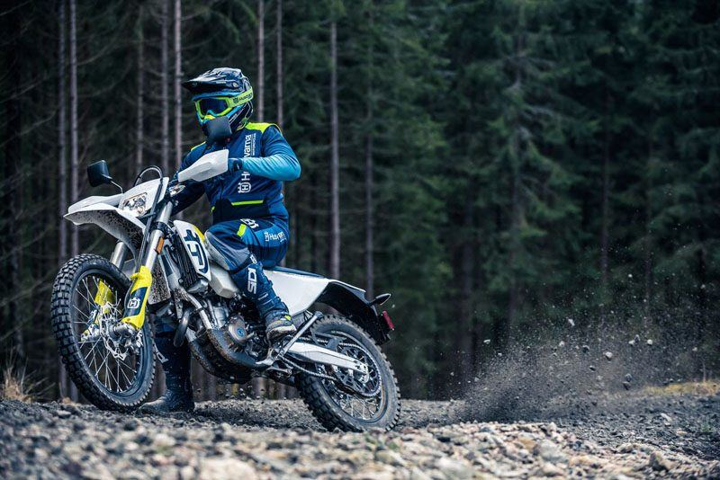2019 Husqvarna FE 350 in Berkeley, California - Photo 6