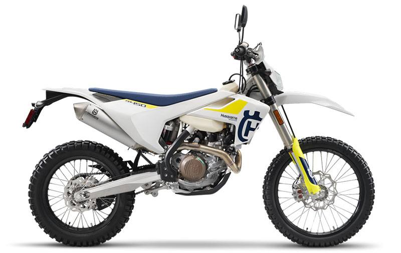 2019 Husqvarna FE 450 in Fayetteville, Georgia - Photo 1