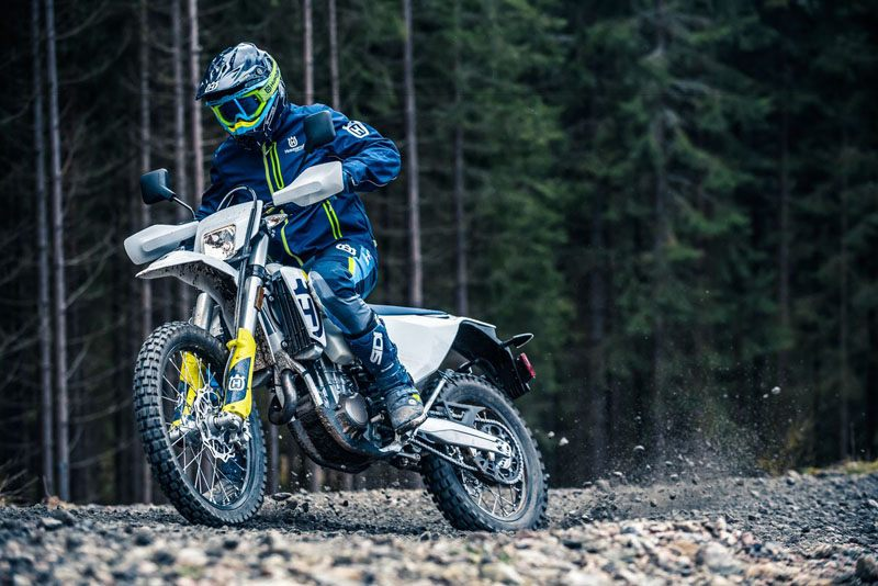 2019 Husqvarna FE 450 in Berkeley, California - Photo 2